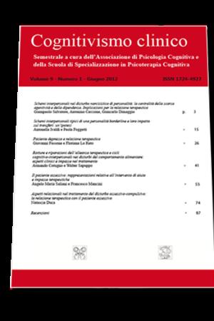 Cognitivismo Clinico