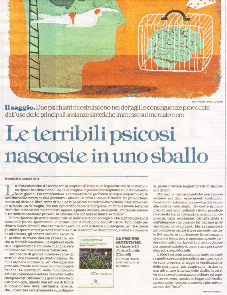 Repubblica, Le psicosi sintetiche